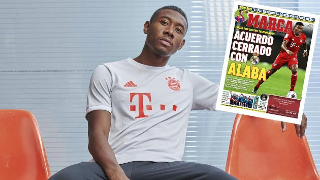 Alaba and Real Madrid: Done deal - Bóng Đá