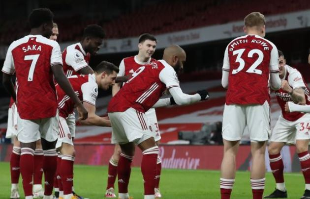 Arteta reveals Arsenal stars who 'put a smile on his face' after Newcastle win - Bóng Đá