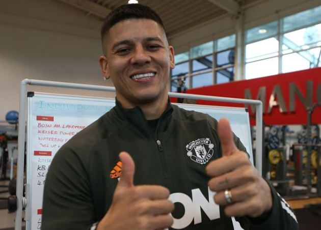 Manchester United exit could be announced in 'coming hours' – Rojo - Bóng Đá