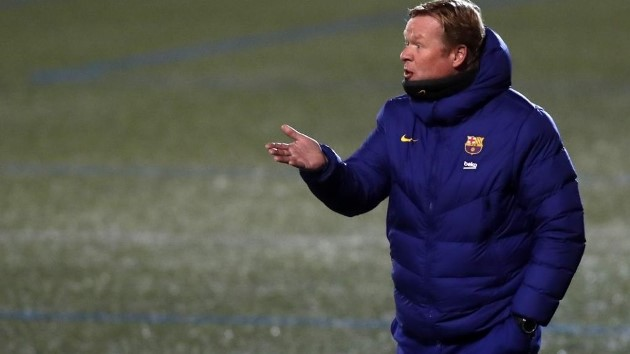 Koeman angry with Barcelona's missed chances: It's unacceptable - Bóng Đá