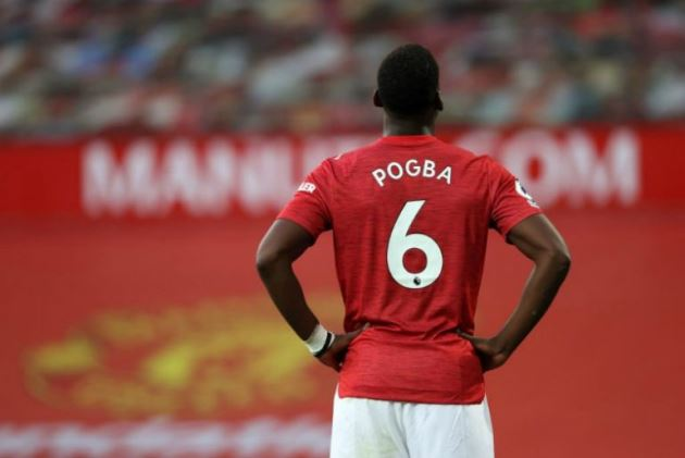 Paul Parker names the Manchester United player who will have dented Paul Pogba's ego - Bóng Đá