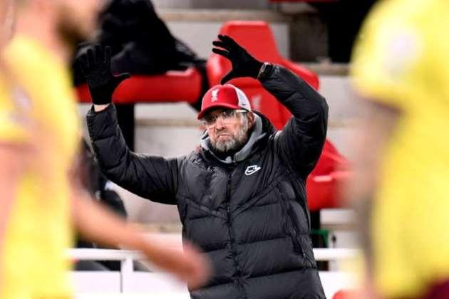 Liverpool 'cannot imagine' being in a title race, says Jurgen Klopp, after Burnley loss - Bóng Đá