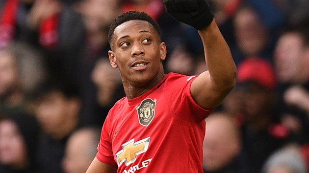 Man Utd hero Paul Scholes proved right about Anthony Martial ahead of Liverpool clash - Bóng Đá