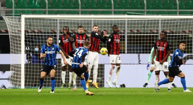 Eriksen làm điều Inter không làm được trong 3 năm - Bóng Đá