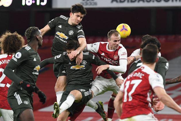 Nc247info tổng hợp: 3 cầu thủ Man Utd xuất sắc nhất trận Arsenal: Tôn vinh hàng thủ