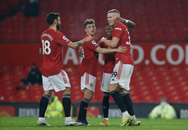 'Our strikers showed their magic' - Solskjaer on cloud nine as Manchester United return to winning ways in style - Bóng Đá