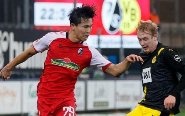 Man Utd on red alert as Borussia Dortmund 'put Jadon Sancho up for sale' - Bóng Đá