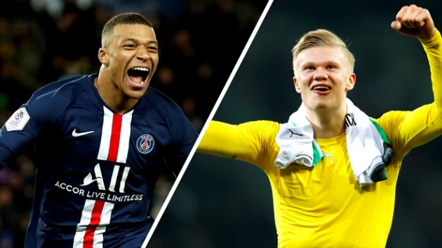 Real Madrid want a star this summer: Mbappe or Haaland? - Bóng Đá