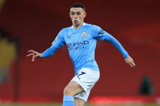 Guardiola tells Foden to keep cool amid praise for Man City star - Bóng Đá