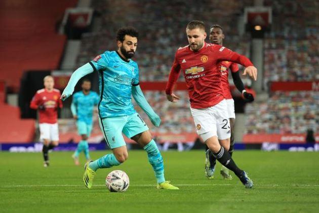 Shaw chỉ ra cầu thủ nhanh nhất của Man Utd - Bóng Đá