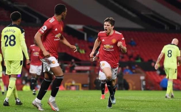 4 cầu thủ Man Utd xuất sắc nhất trận Newcastle:  - Bóng Đá