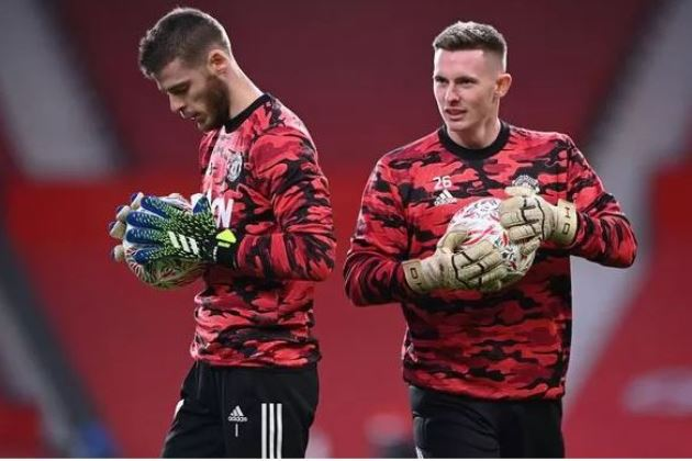 Man Utd set Dean Henderson asking price after Ole Gunnar Solskjaer talks - Bóng Đá