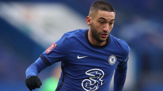 Hasselbaink criticises Ziyech after Chelsea draw - Bóng Đá