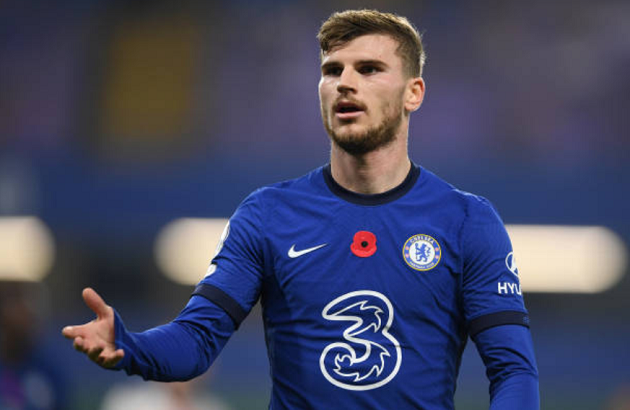 Timo Werner: Chelsea forward confident the goals will flow again - Bóng Đá