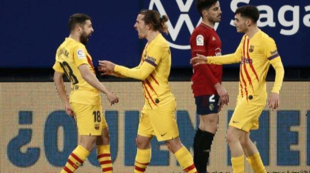 Thắng Osasuna nhờ Pogba 2.0, HLV Koeman khẳng định một điều - Bóng Đá