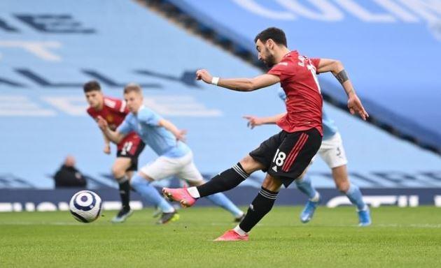 TRỰC TIẾP Man City 0-1 Man Utd (H1): Fernandes ghi bàn - Bóng Đá