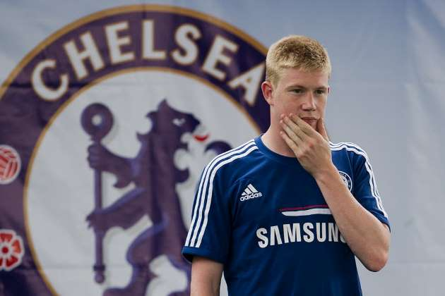 Revealed: The six words Jose Mourinho said to Kevin De Bruyne to decide Chelsea FC exit - Bóng Đá