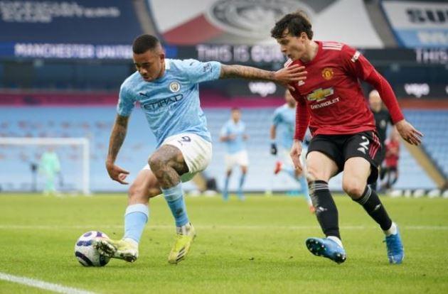 TRỰC TIẾP Man City 0-1 Man Utd (H1): Chủ nhà bế tắc - Bóng Đá