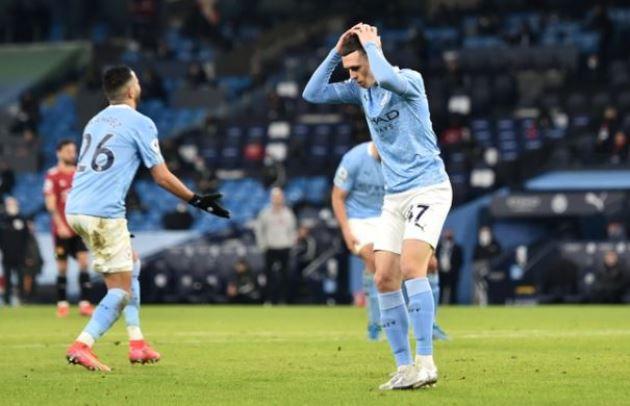 TRỰC TIẾP Man City 0-2 Man Utd (H2): Luke Shaw ghi bàn - Bóng Đá