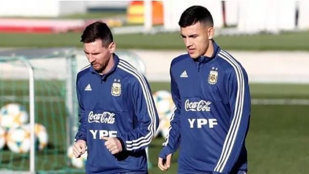 Paredes Paredes: PSG asked me not to talk about Messi anymore - Bóng Đá