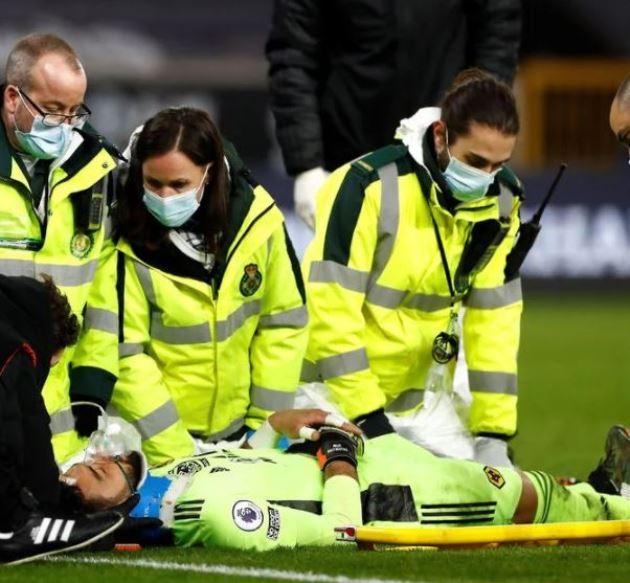 Wolves vs Liverpool: Rui Patricio suffers head injury in worrying Premier League clash - Bóng Đá