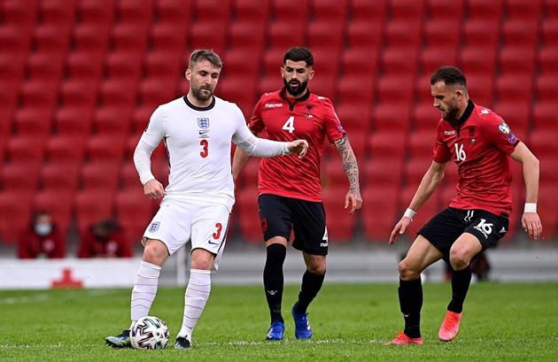 Luke Shaw, Ben Chilwell or Bukayo Saka? Ashley Cole picks England's best left-back - Bóng Đá