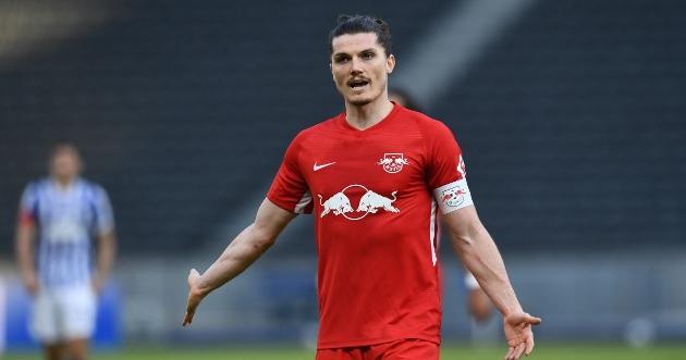 Marcel Sabitzer Sabitzer 'can imagine' Prem move with Liverpool, Man Utd linked - Bóng Đá