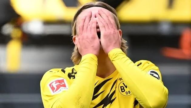 Could Borussia Dortmund's crisis force their hand with Haaland? - Bóng Đá