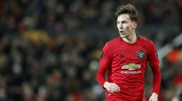 United youngster James Garner shines on loan again - Bóng Đá