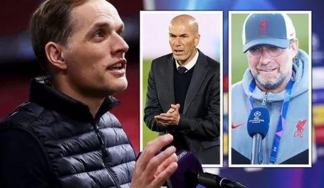 Chelsea boss Thomas Tuchel picks preferred winner from Liverpool and Real Madrid clash - Bóng Đá