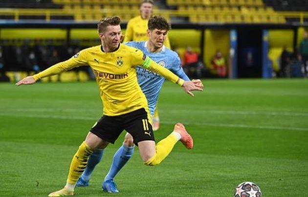TRỰC TIẾP Dortmund 0-0 Man City (H1): Pep thay đổi 7 vị trí - Bóng Đá