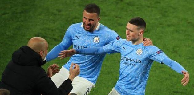 TRỰC TIẾP Dortmund 1-2 Man City (H2): Foden lên tiếng - Bóng Đá