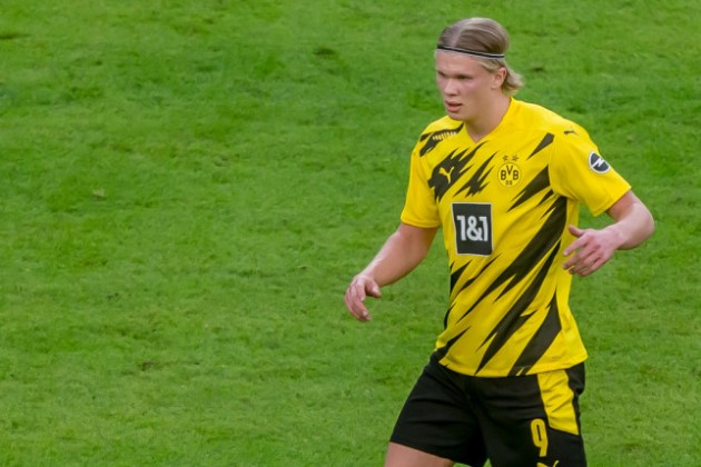 Paul Scholes insists Erling Haaland is 'perfect signing' for Man Utd but admits Man City could have the edge - Bóng Đá