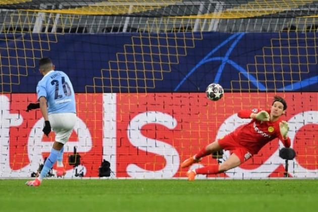 TRỰC TIẾP Dortmund 1-1 Man City (H2): Mahrez gỡ hòa cho đội khách - Bóng Đá