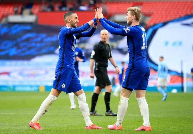 Thomas Tuchel impressed with Chelsea duo after FA Cup win over Manchester City - Bóng Đá