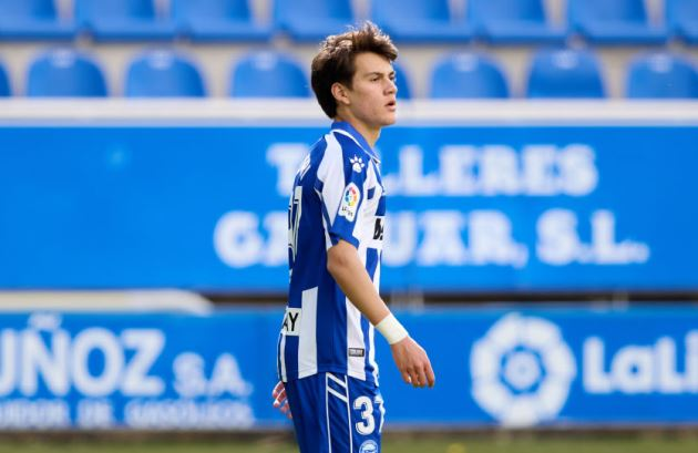 United loanee Facundo Pellistri returns to help Alaves to first win since he joined - Bóng Đá