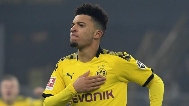 Chỉ cần một bàn thắng, 'máy chạy' Bundesliga khiến Man Utd quên đi Jadon Sancho - Bóng Đá