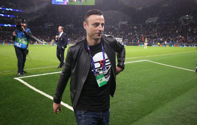Dimitar Berbatov discusses Scott Parker for Tottenham, compares to Arsenal boss - Bóng Đá