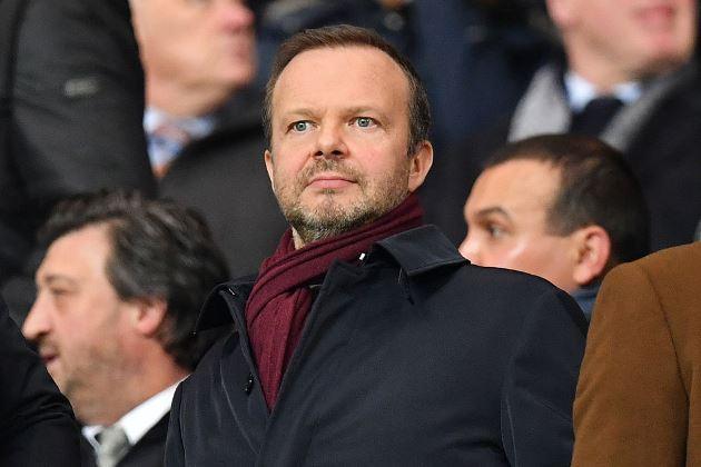 Manchester United release club statement on Ed Woodward departure - Bóng Đá