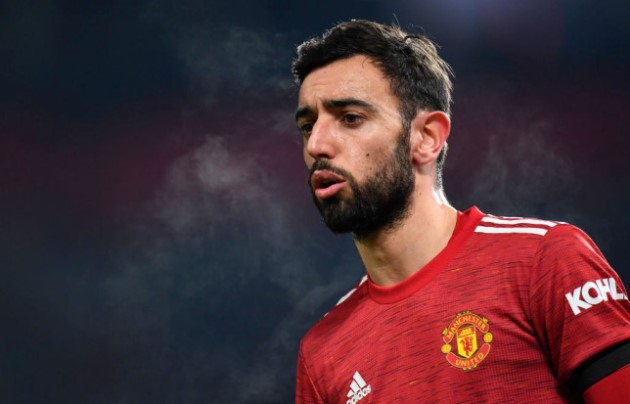 Bruno Fernandes to refuse new Manchester United contract until teammate Paul Pogba signs extension - Bóng Đá