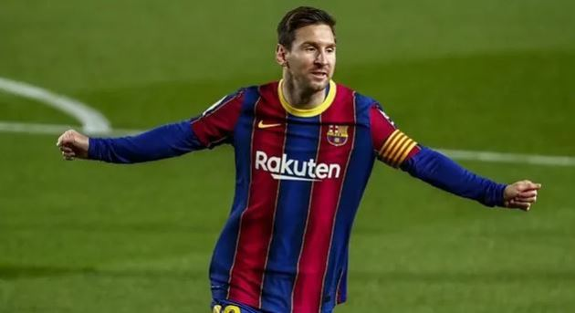 Messi puts Pichichi within reach with Getafe double - Bóng Đá