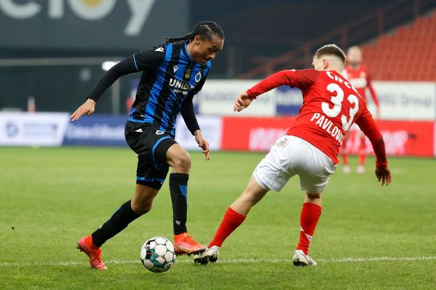 Tahith Chong has lost momentum at Club Brugge after promising start - Bóng Đá