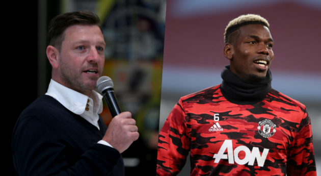 'He's a class above' – Lee Sharpe urges Man United to offer Paul Pogba new contract - Bóng Đá
