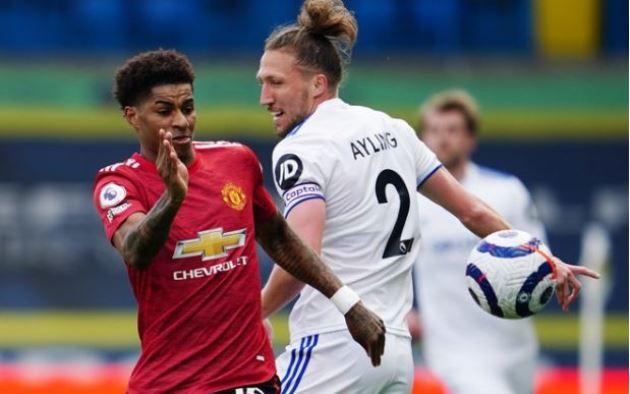 TRỰC TIẾP Leeds 0-0 Man Utd (H1): Khách ép sân - Bóng Đá