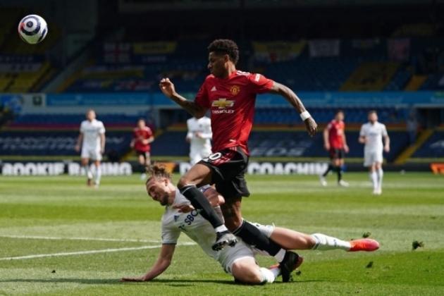 TRỰC TIẾP Leeds 0-0 Man Utd (Kết thúc H1): Quỷ đỏ bế tắc - Bóng Đá