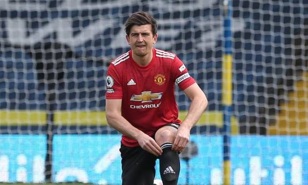 Incredible Man United stat proves Harry Maguire's unrivalled durability - Bóng Đá