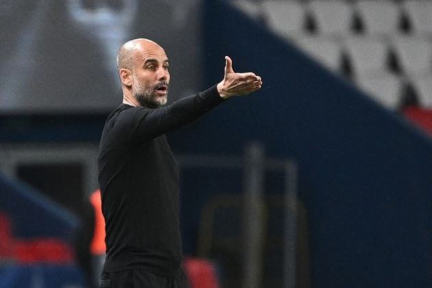 Một sai lầm, hai điều đúng đắn của Guardiola trong trận thắng PSG - Bóng Đá