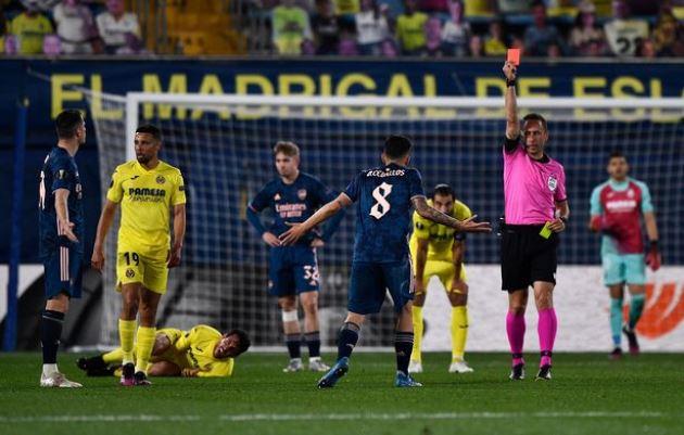3 sai lầm của Arteta khiến Arsenal bại trận trước Villarreal - Bóng Đá