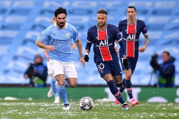 TRỰC TIẾP Man City 0-0 PSG (H1): Khách lấn chủ - Bóng Đá