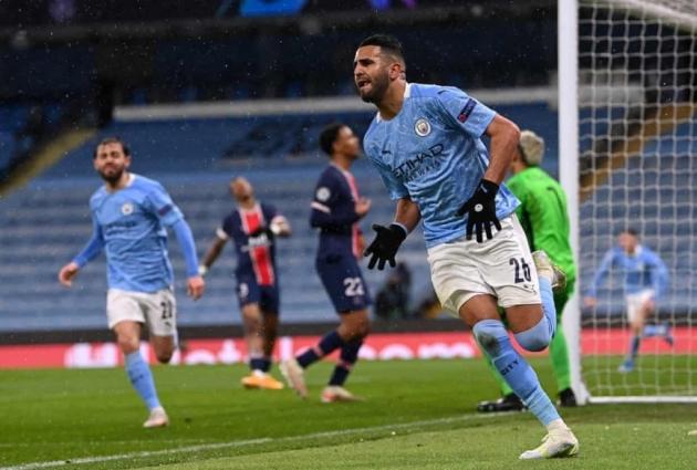 TRỰC TIẾP Man City 2-0 PSG (H2): Thẻ đỏ! - Bóng Đá